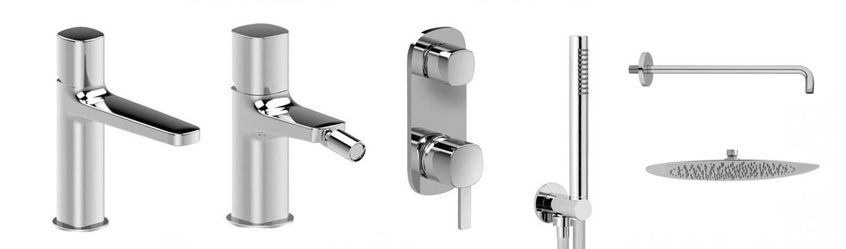 Set rubineterie-kit rubinetteire|Quaranta ceramiche srl
