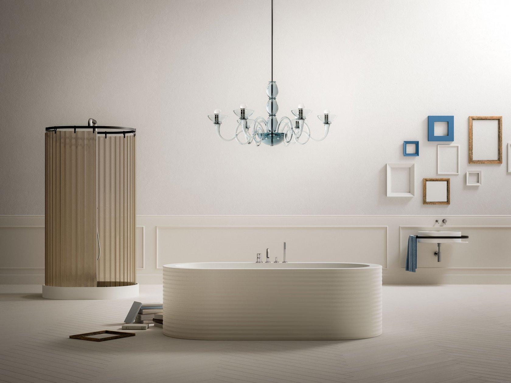 Vasca Da Bagno Materiali : Design ricercati e materiali di qualità nella nuova collezione di